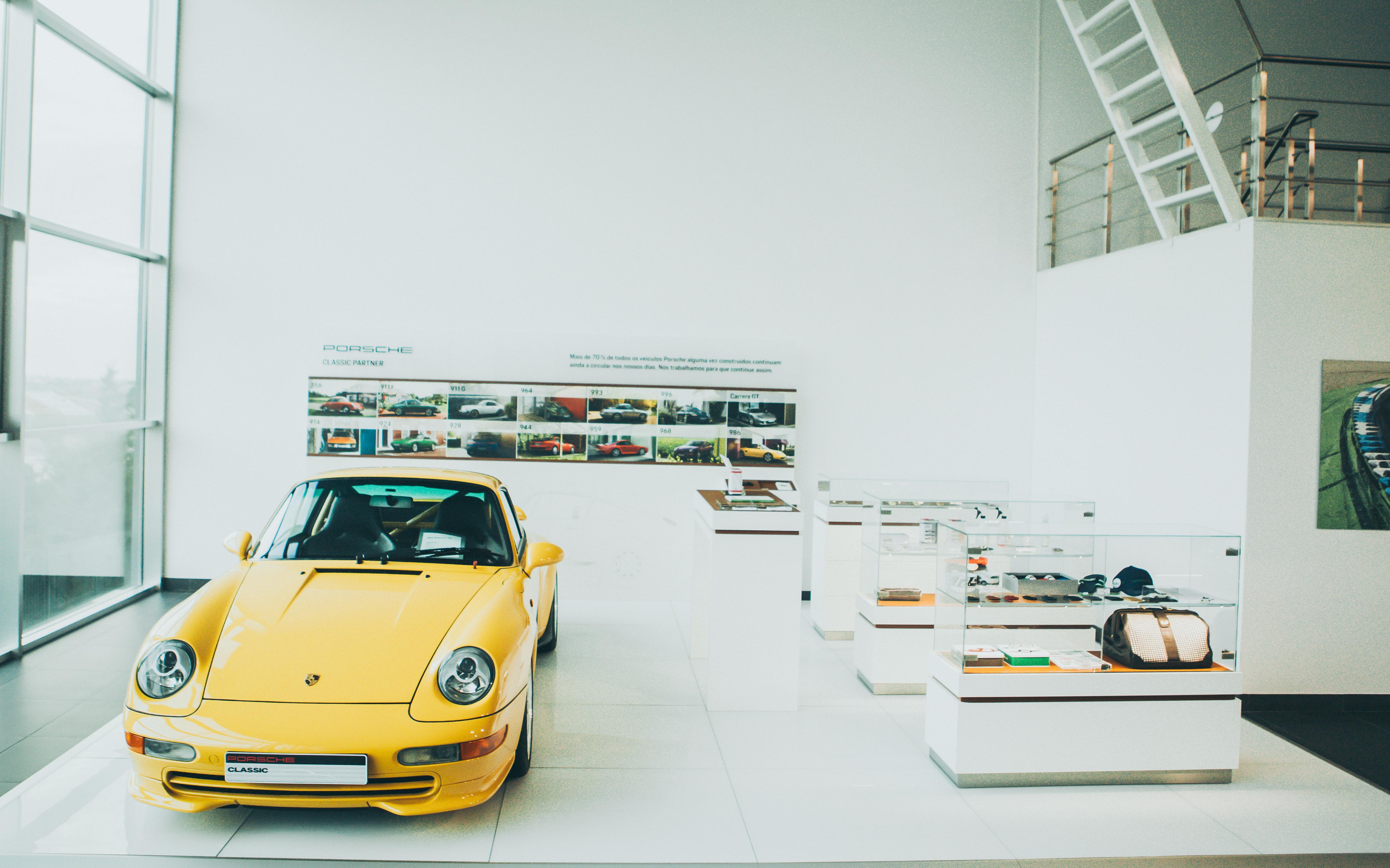 Centro de Serviço Porsche Estoril obtém primeira classificação Classic Partner de Portugal