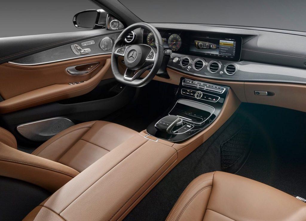 Mercedes-Benz E-Class (2017) Interior