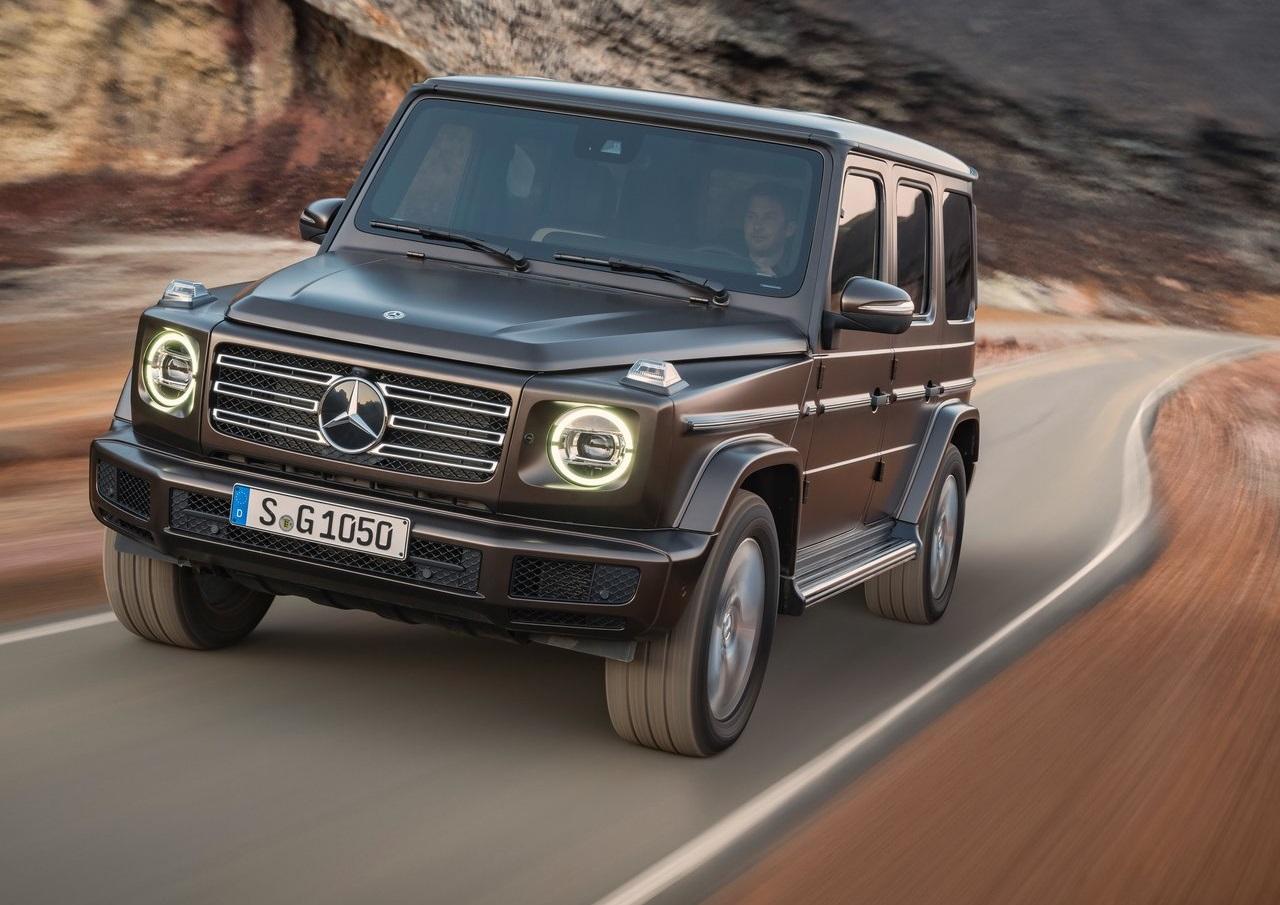 Tudo o que se sabe sobre o novo Mercedes-Benz Classe G