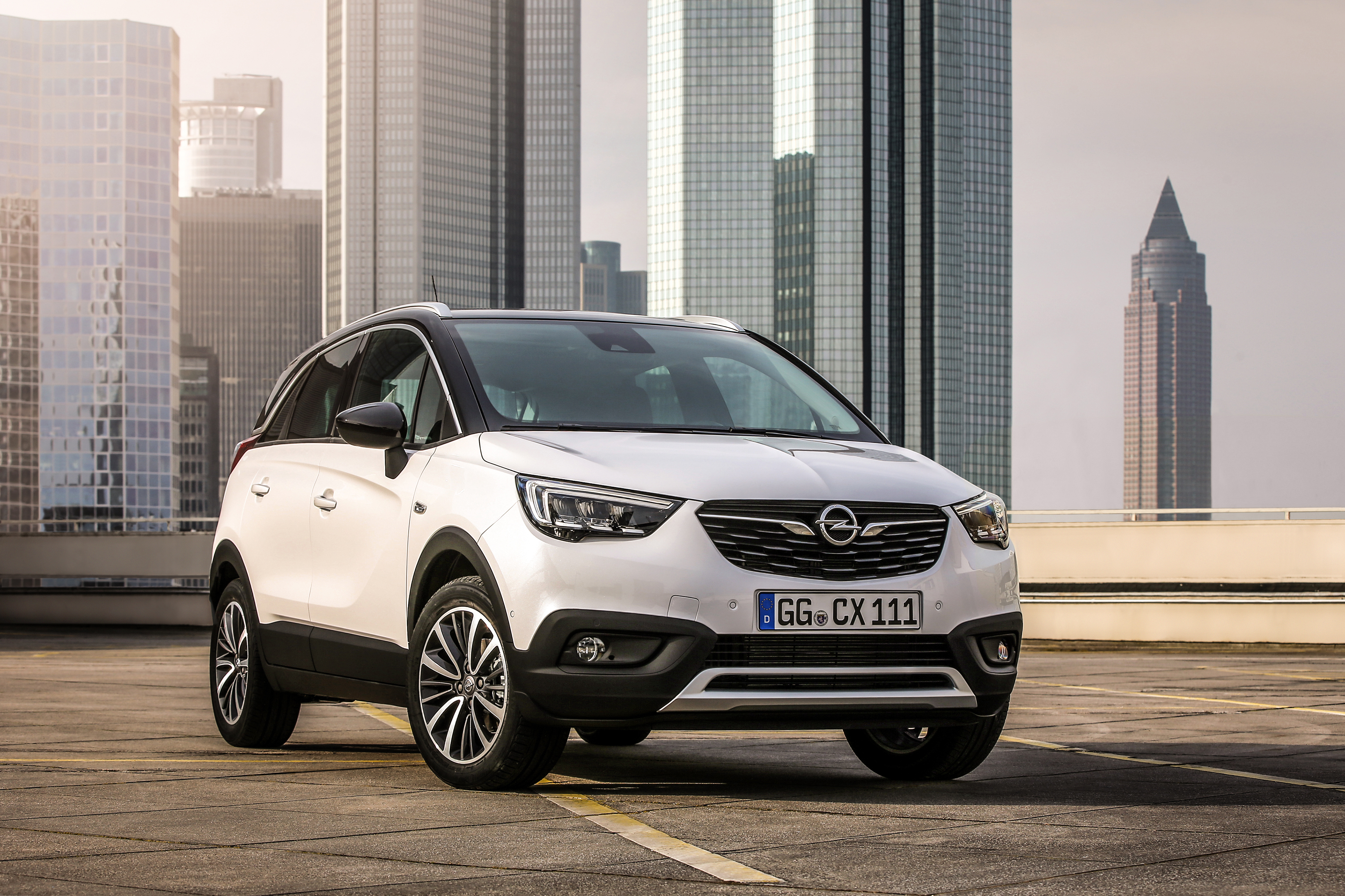 opel crossland x 1 2 turbo 130cv ensaio automais. Black Bedroom Furniture Sets. Home Design Ideas