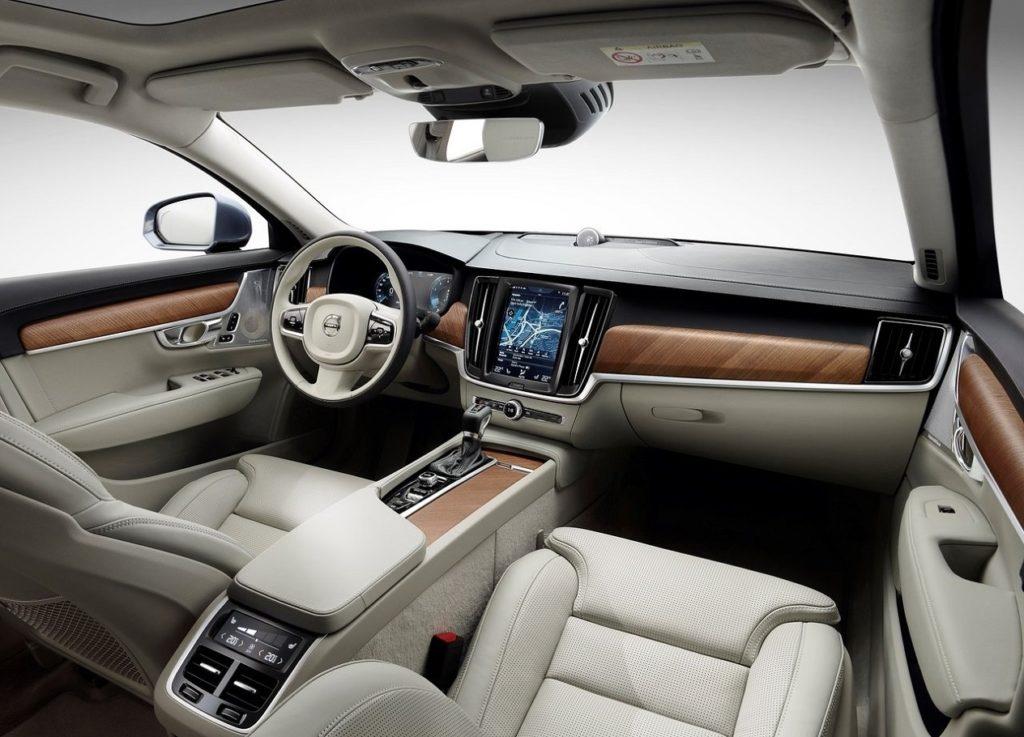 Volvo S90 (2017) Interior