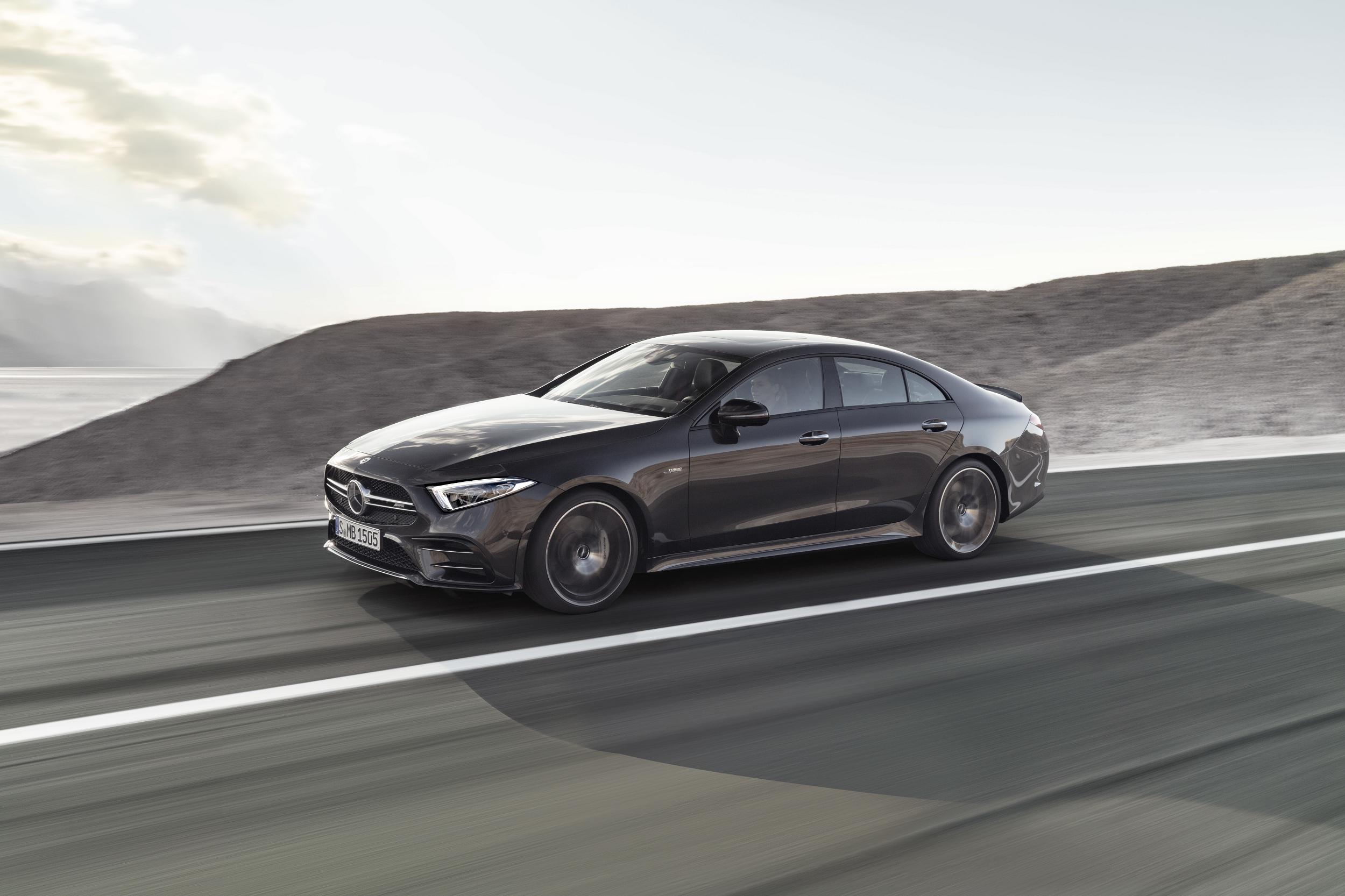 Novas designações Mercedes-AMG 53 para CLS, Classe E Coupé e Classe E Cabriolet
