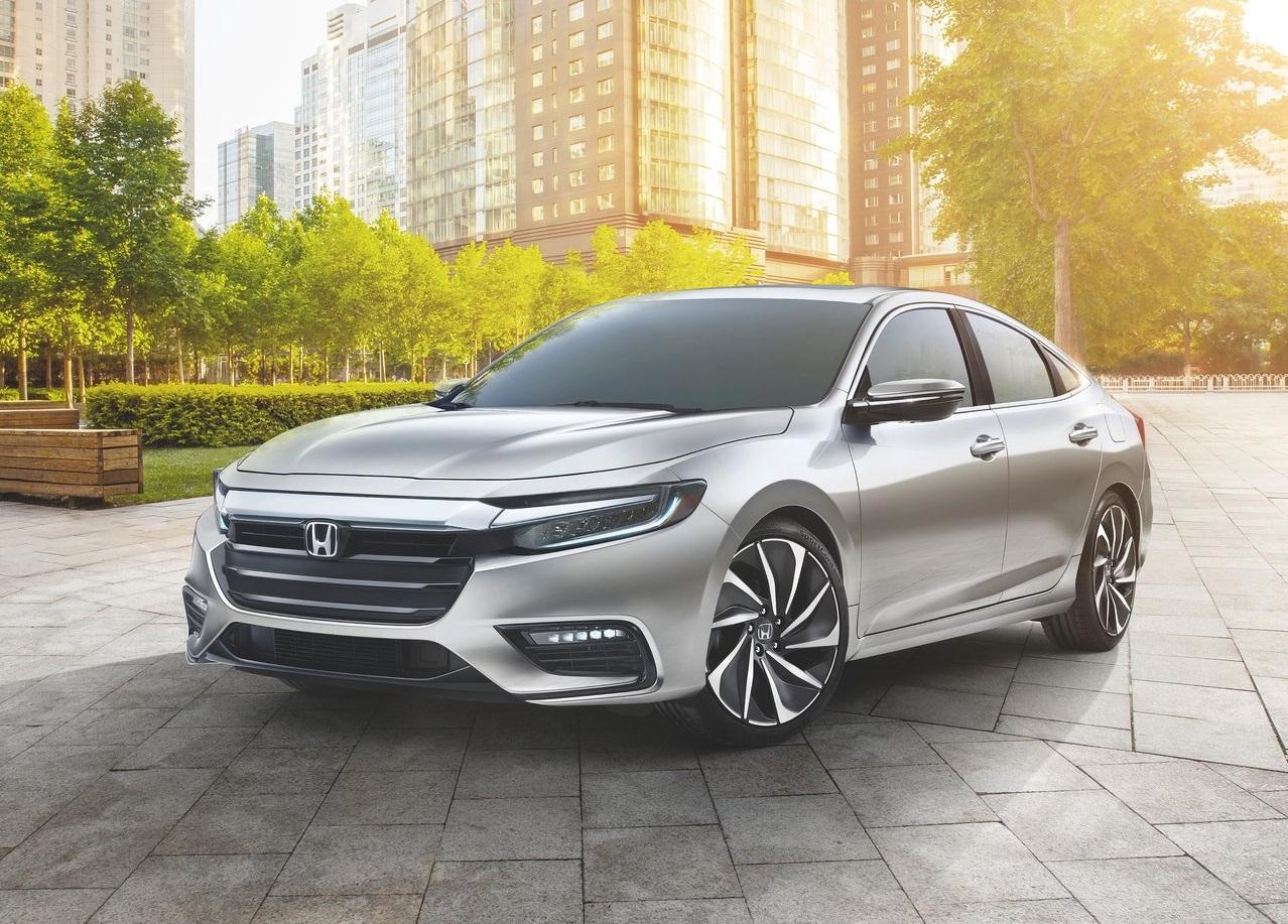 Honda revela novo Insight