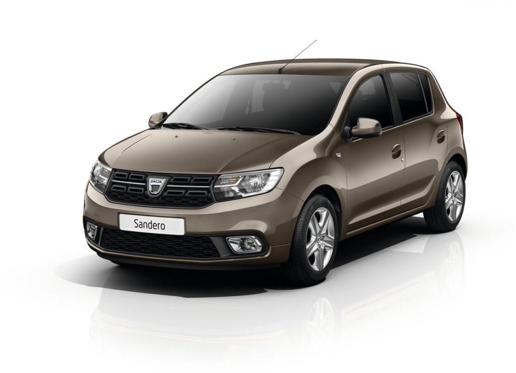 Dacia Sandero 2017 (1)
