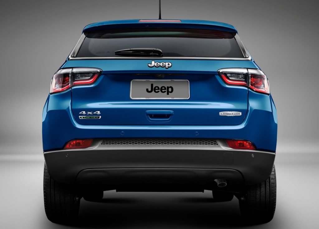 jeep compass 1 6 multijet 120 cv 4 u00d72  u2013 ensaio