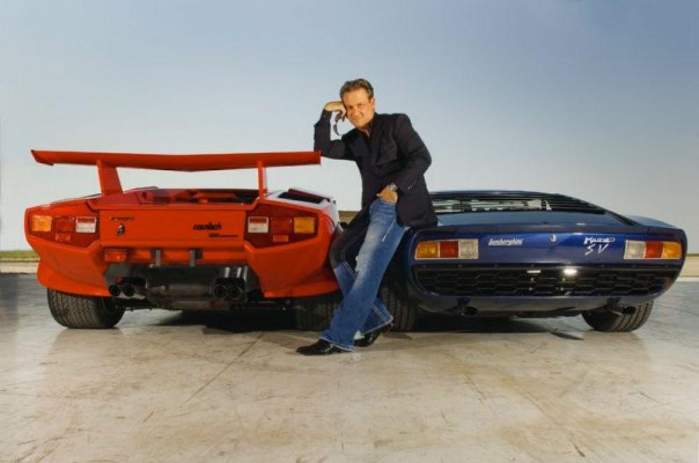 Os maiores colecionadores de automóveis do mundo