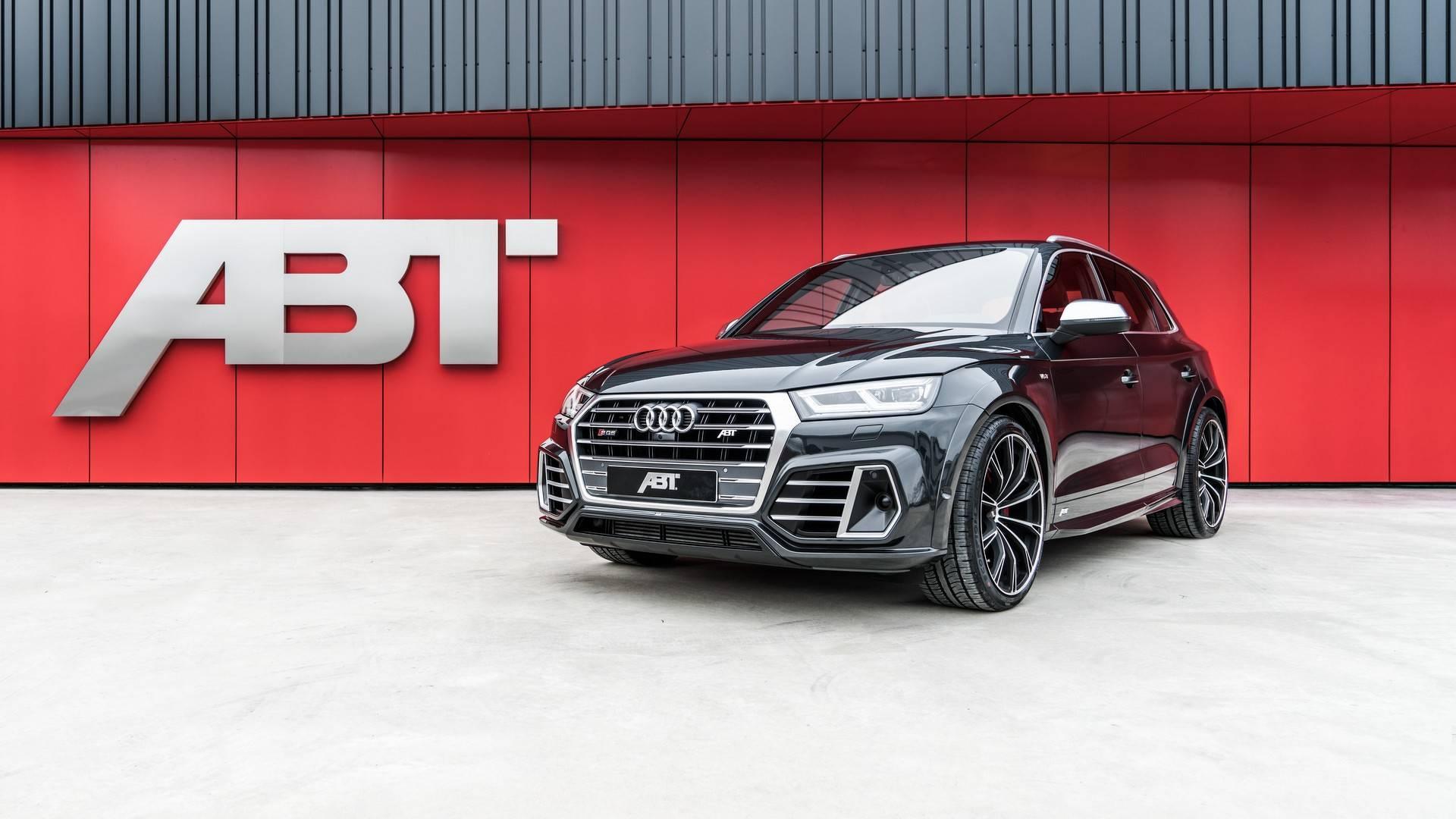 Novo Audi SQ5 modificado pela ABT Sportsline
