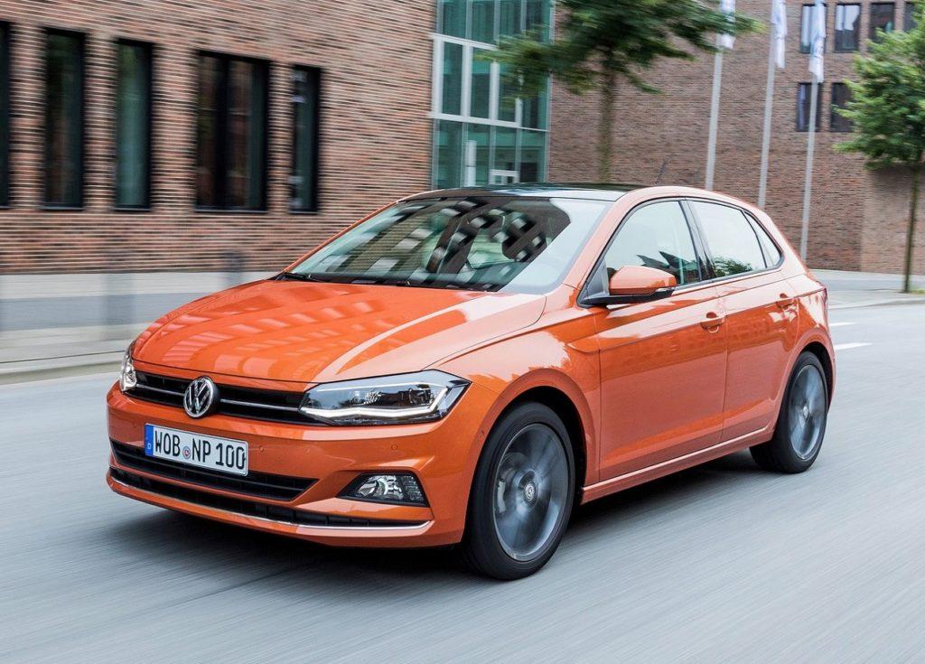 Volkswagen-Polo 2018