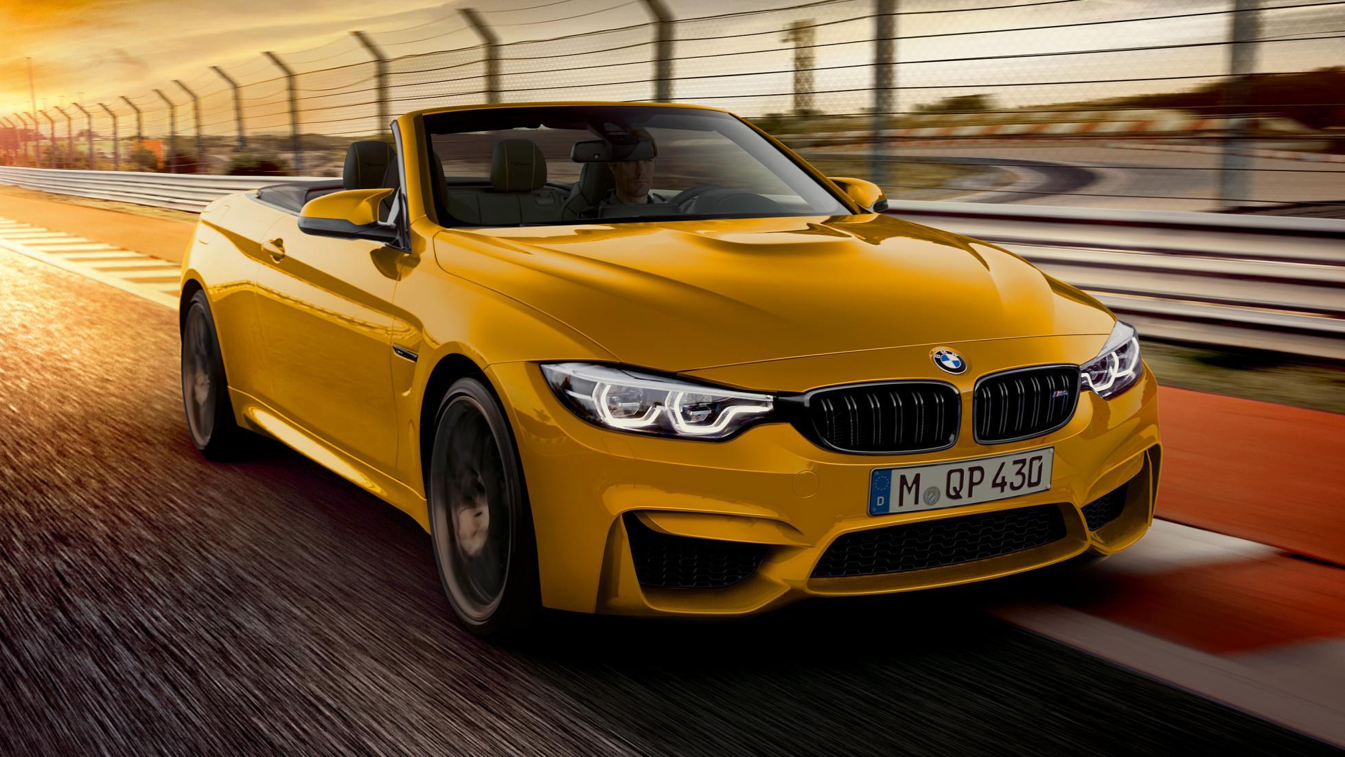 BMW lança edição especial M4 Cabrio Edition 30 Jahre