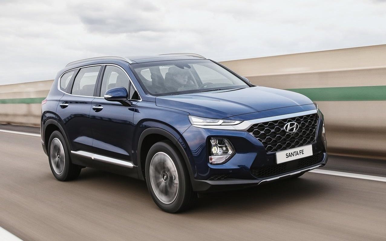 Hyundai revela novo Santa Fe na íntegra