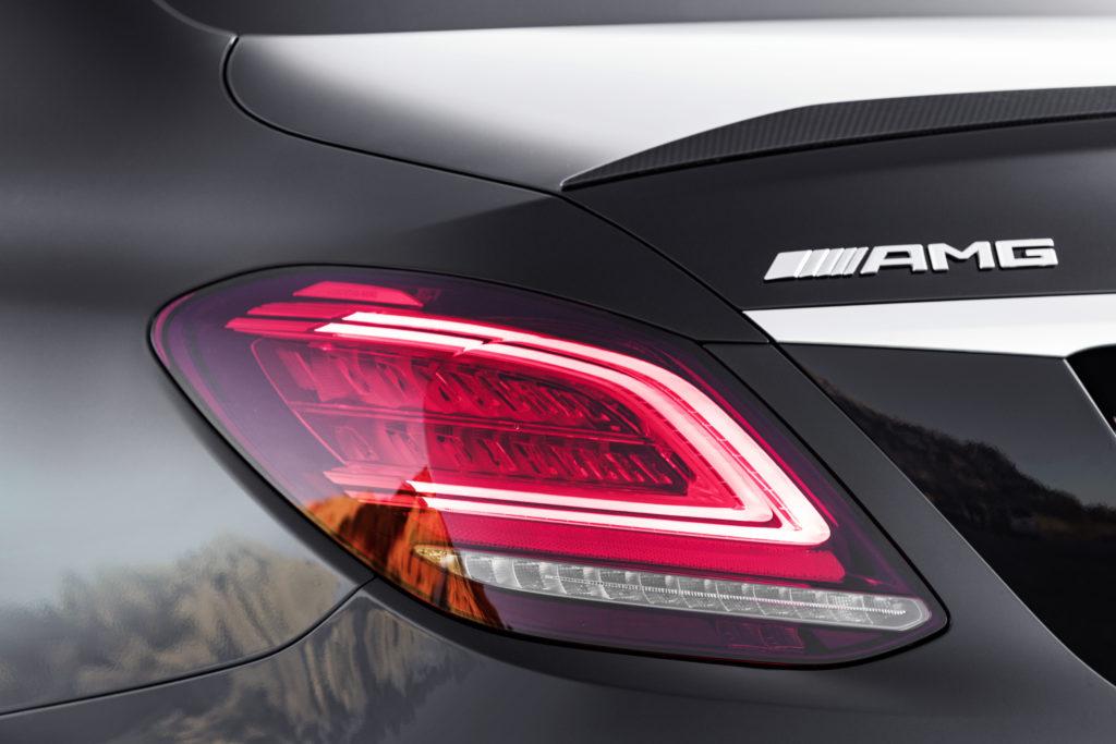 Mercedes-AMG C43 4MATIC Limousine