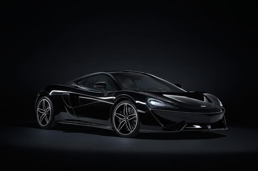 McLaren 570GT recebe edição especial e limitada Black Collection