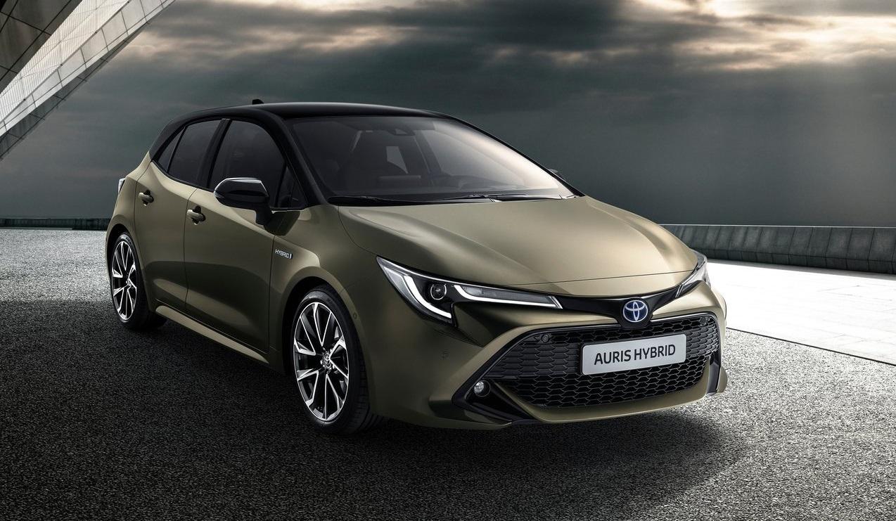 Toyota apresenta novo Auris no Salão de Genebra