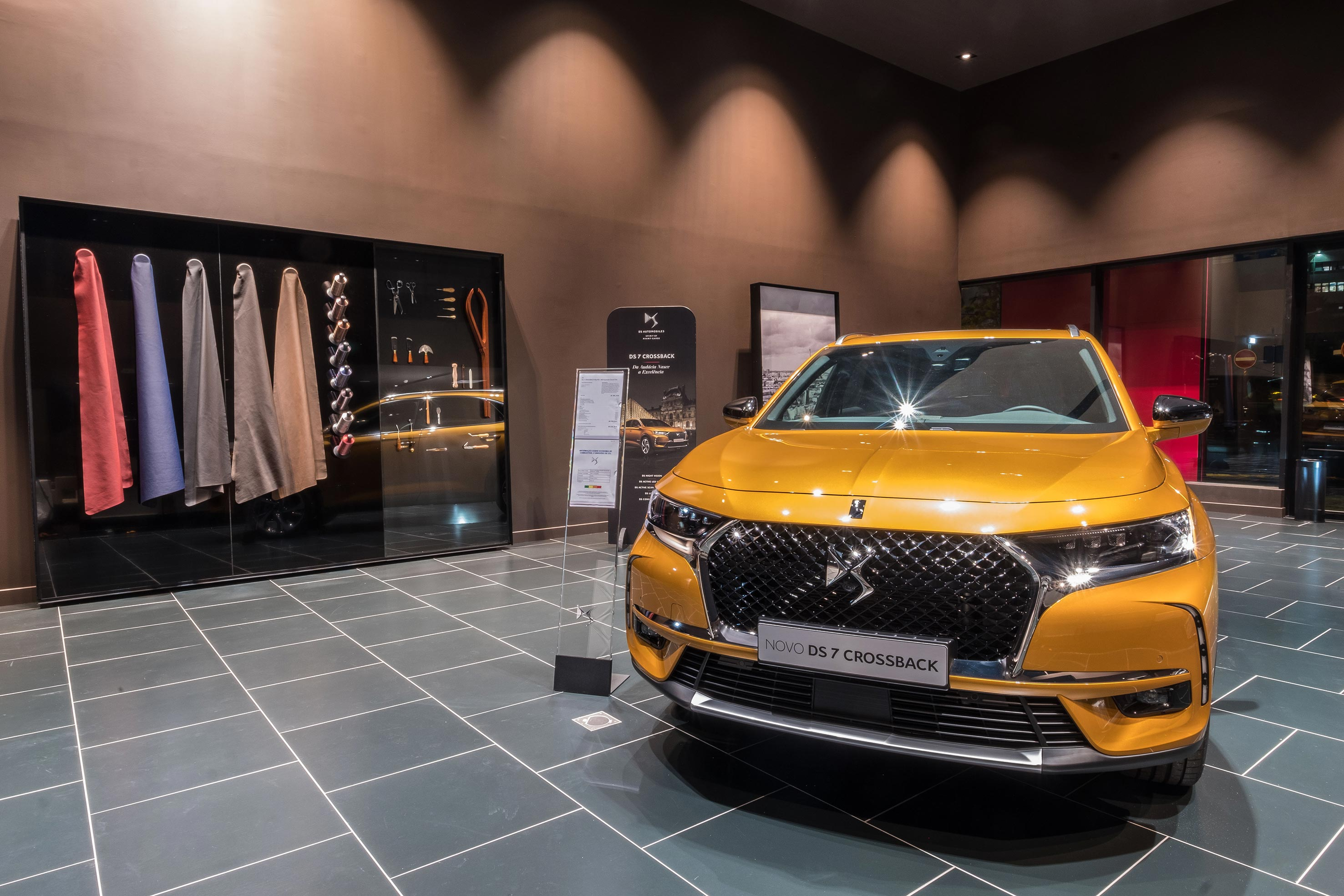 PSA Retail abre primeiro espaço em Portugal ao serviço da Peugeot, Citroën e DS