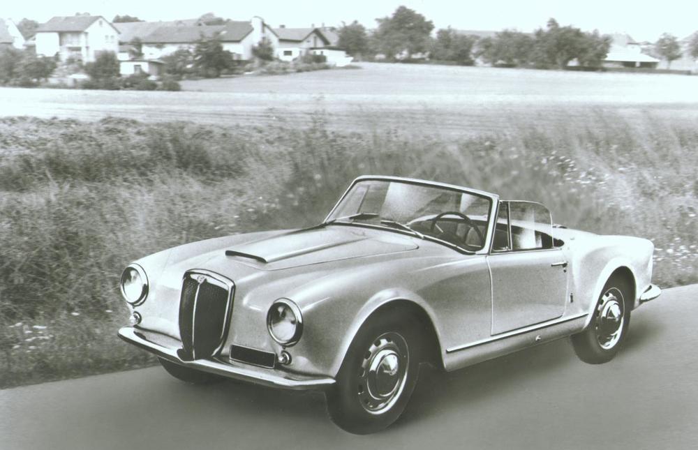 Lancia-Aurelia-Spider