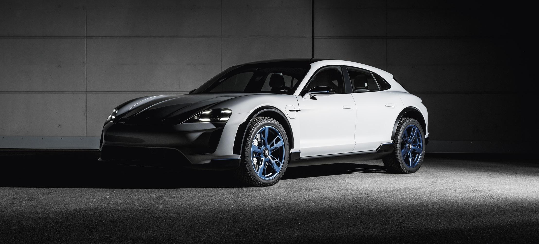 Reveja o Mission E Cross Turismo, candidato a segundo modelo 100% elétrico da Porsche