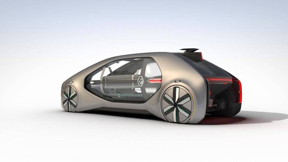 7 exemplos de carros do futuro