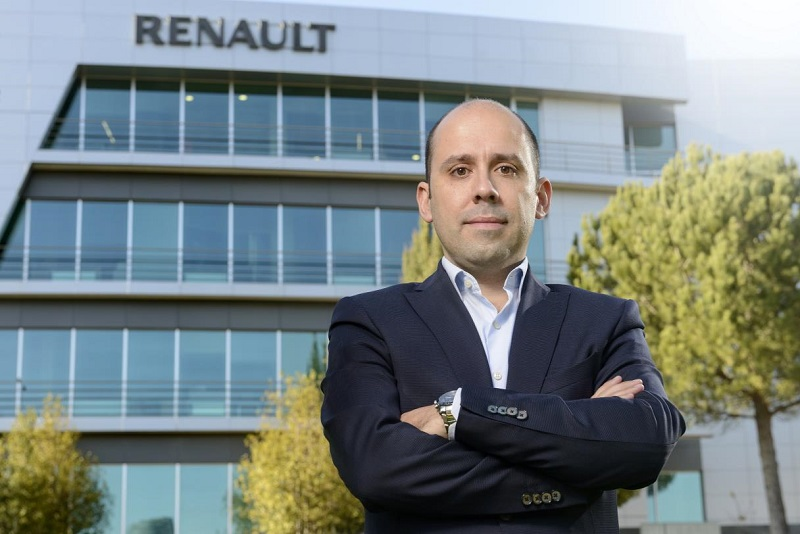 Ricardo Lopes é o novo Diretor de Marketing da Renault Portugal