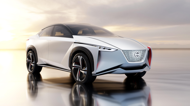 Nissan: um SUV Leaf popularizará veículos eléctricos