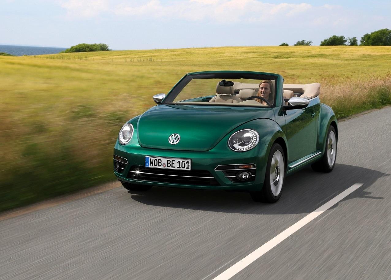 VW Beetle não será terminado, para já