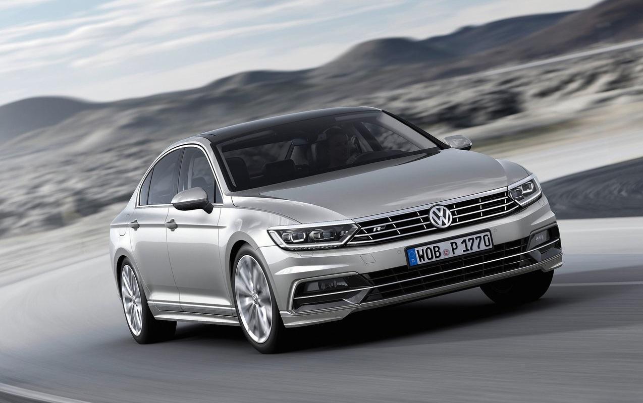 Novo Volkswagen Passat está quase a chegar