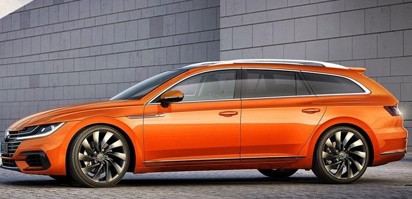 Volkswagen confirma Arteon shooting brake