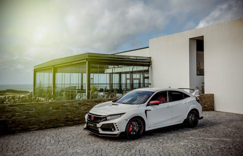 Honda Civic Type R #18 Tiago Monteiro