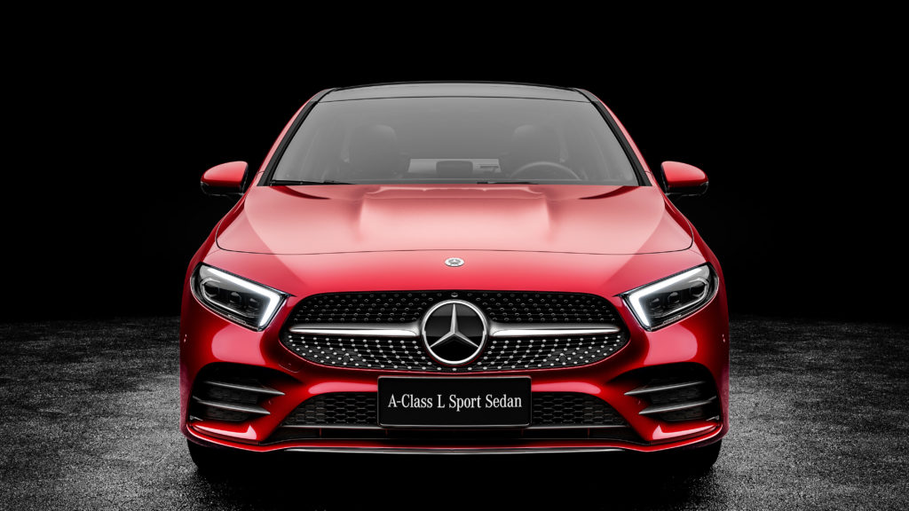Mercedes-Benz A-Klasse, Z 177 // Mercedes-Benz A-Class, Z 177