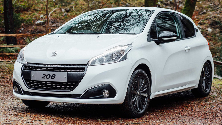 Peugeot descarta 208 de três portas