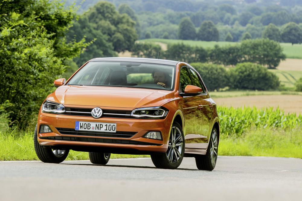 4 Utilitários- Volkswagen Polo