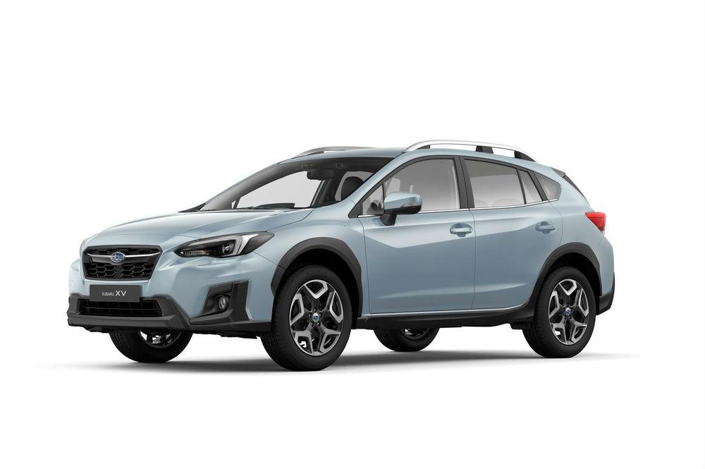 5 Pequeno familiar- Subaru XV