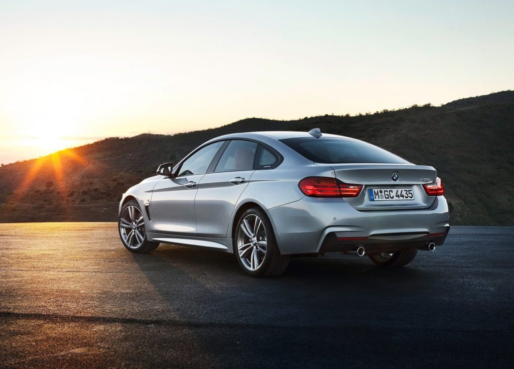 BMW Serie 4 Gran Coupe (4)