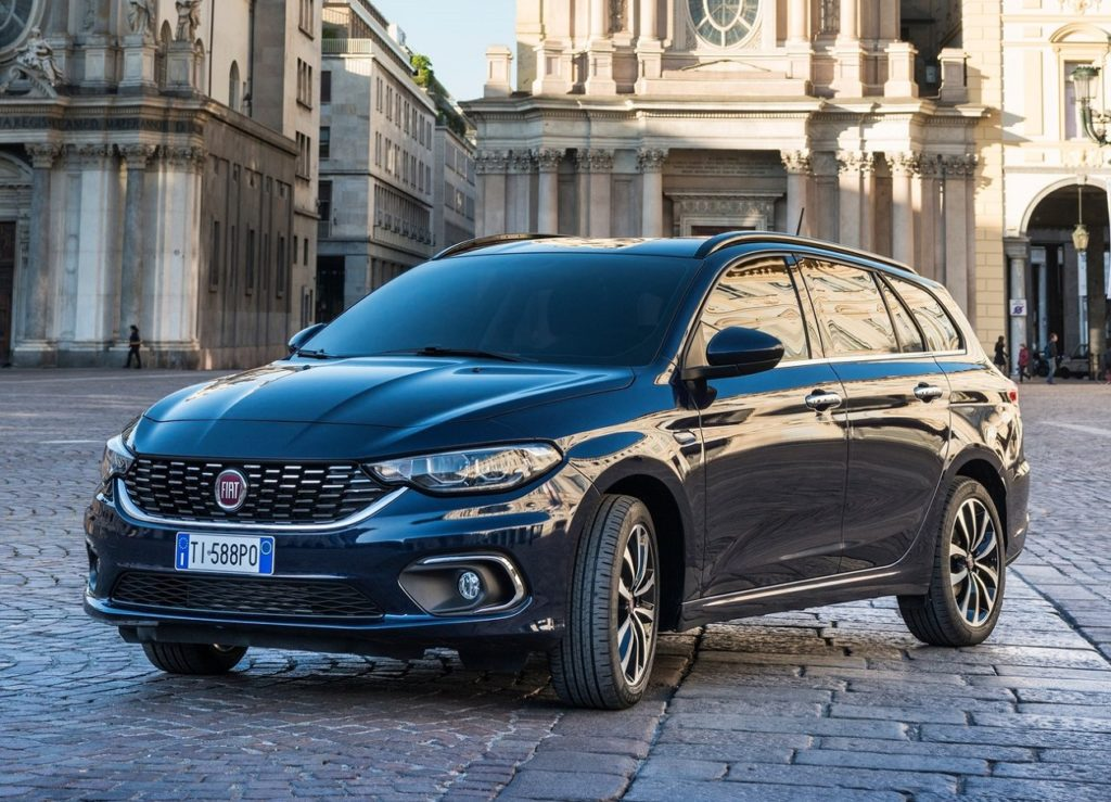 Fiat Tipo Station Wagon (2018)