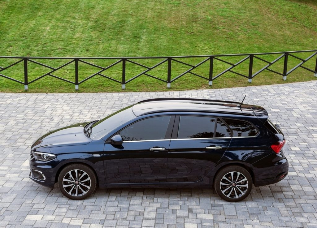 Fiat Tipo Station Wagon (2019)