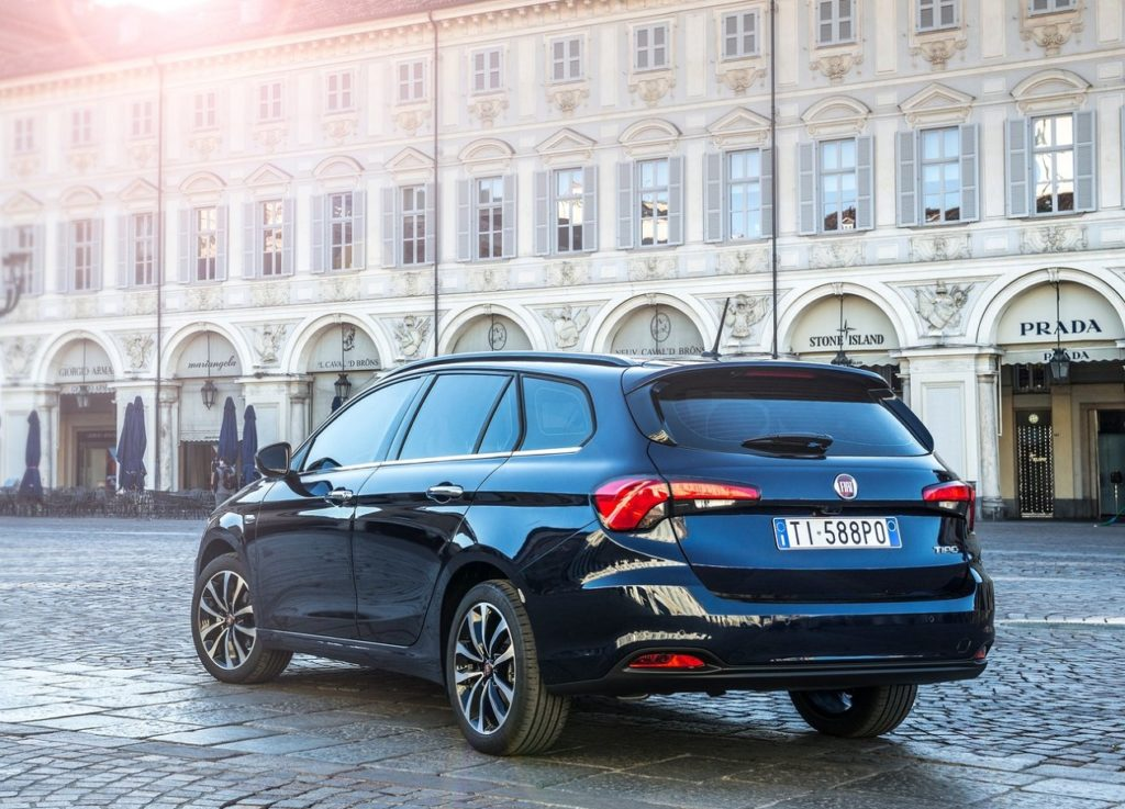 Fiat Tipo Station Wagon (2020)