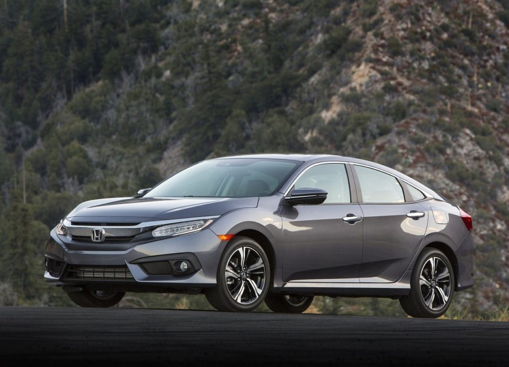 Honda Civic Sedan 2016 (1)