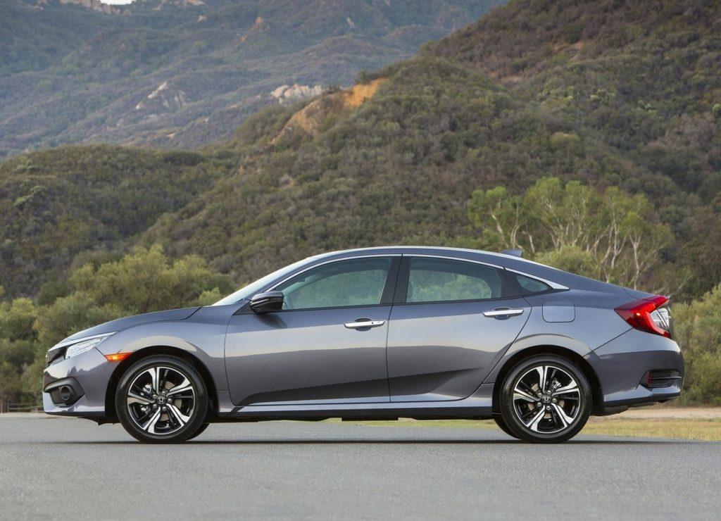 Honda Civic Sedan 2016 (2)