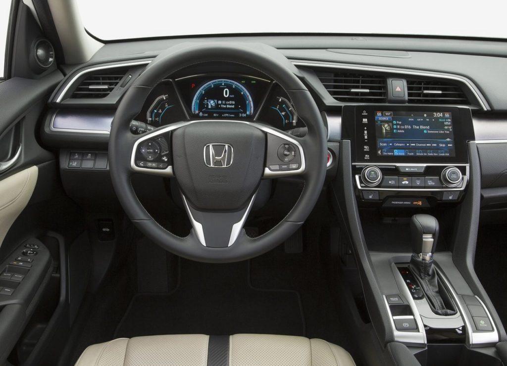 Honda Civic Sedan 2016 (4)