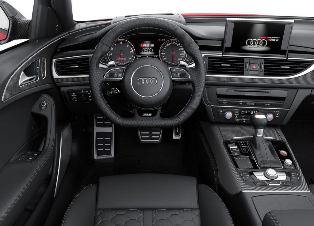 RS6 Avant (2015)