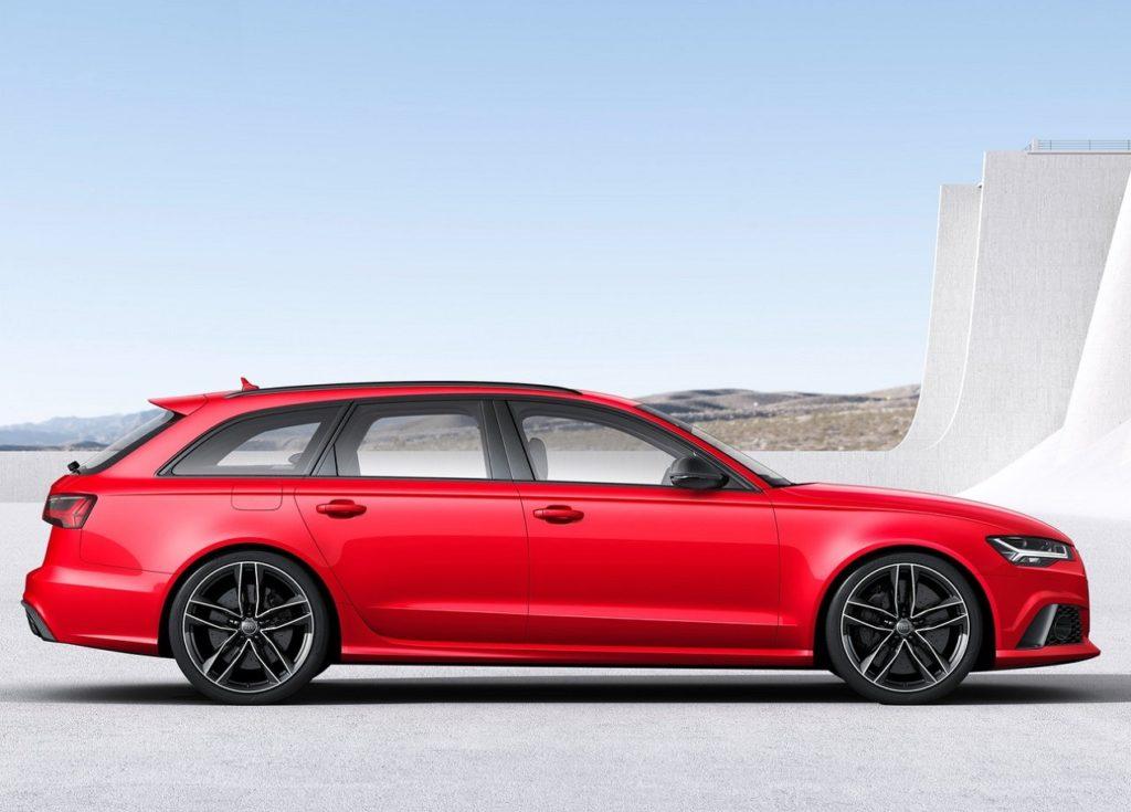 RS6 Avant (2017)