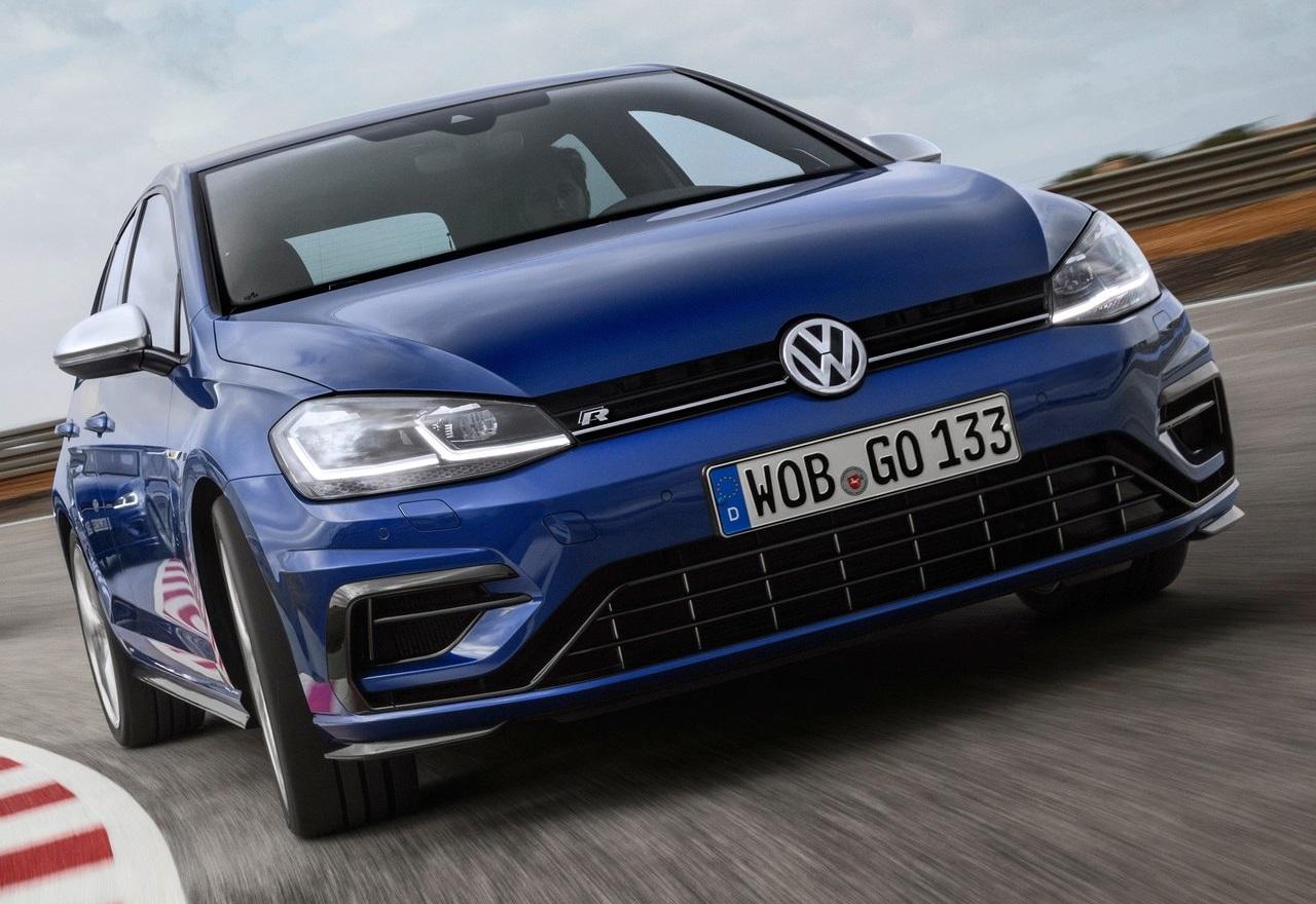 Três novos Volkswagen R previstos até ao fim do ano