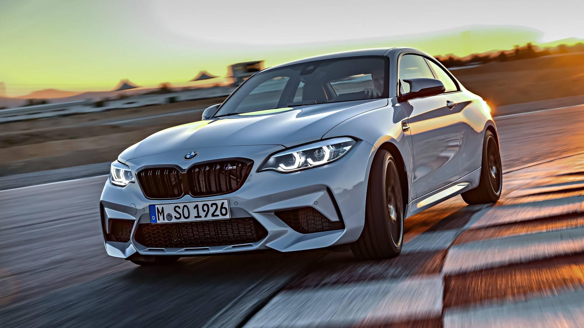 BMW revela M2 Competition de 410 cv