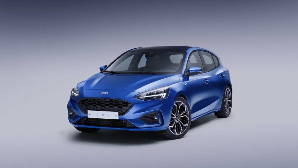 Novo Ford Focus ST será revelado em 2019 e contará com motor Ecoboost 2.3 l