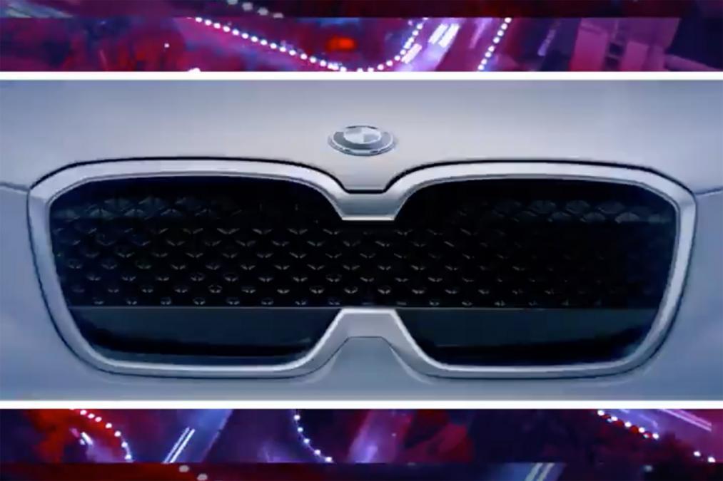 BMW em Pequim com o novo SUV eléctrico iX3