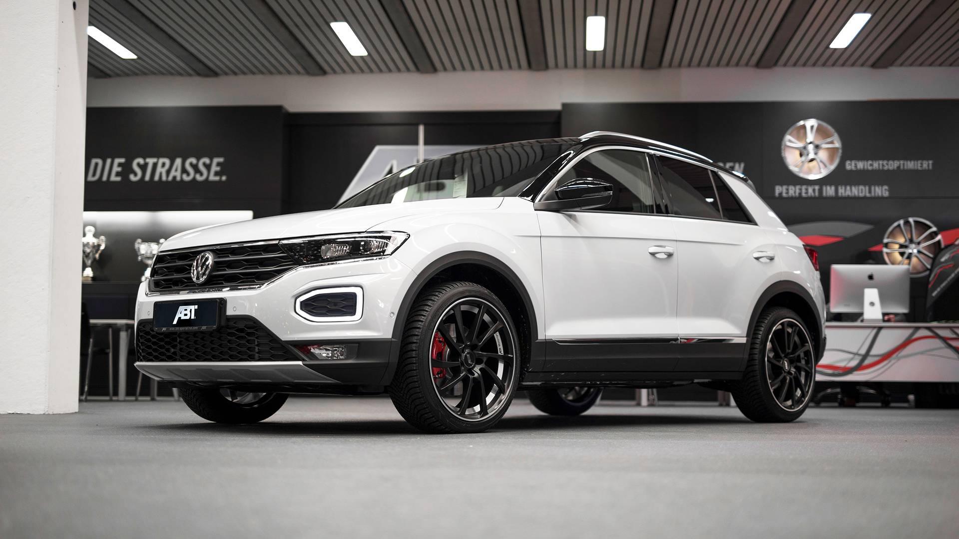 ABT aumenta potência do VW T-Roc para os 228 cv