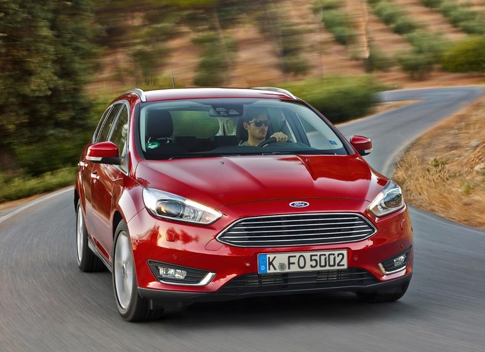 12 9º Ford Focus-
