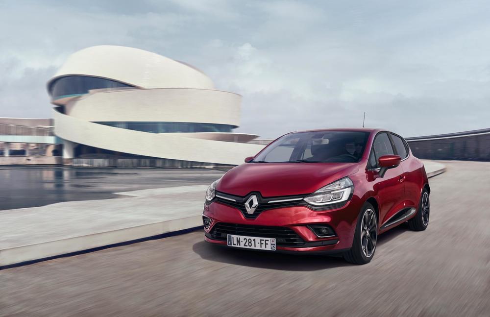 19 2º Renault Clio-