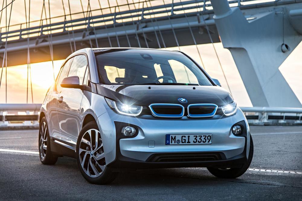 2 9º BMW i3
