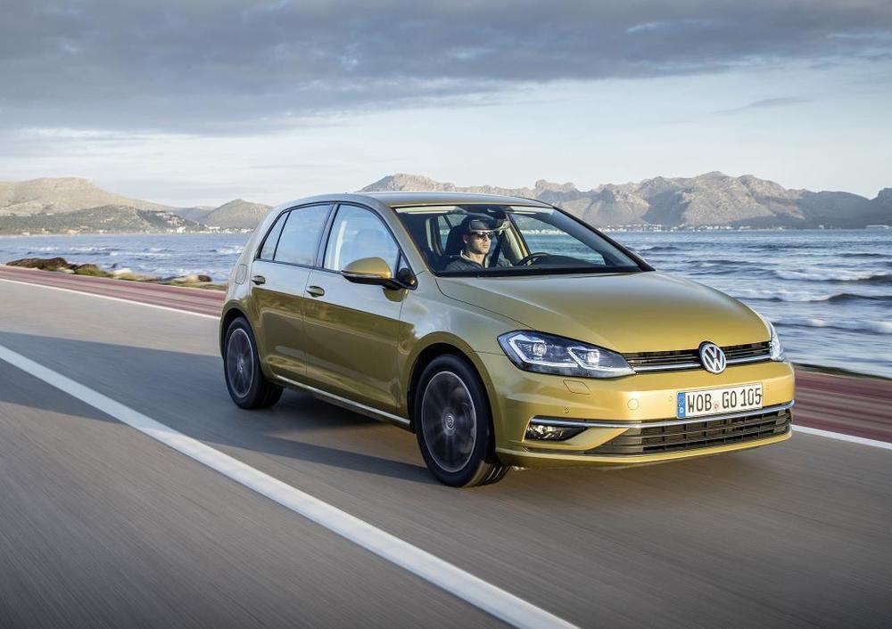 20 1º Volkswagen Golf-
