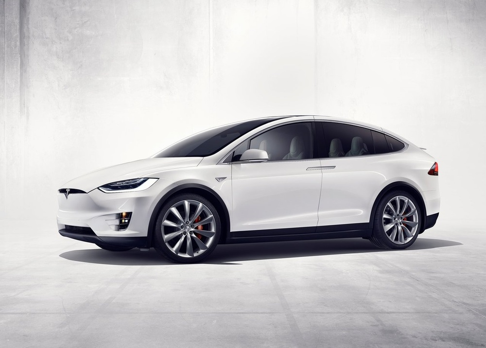 5 6º Tesla Model X
